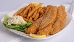 2pc Fried Swai (Catfish) Fillets